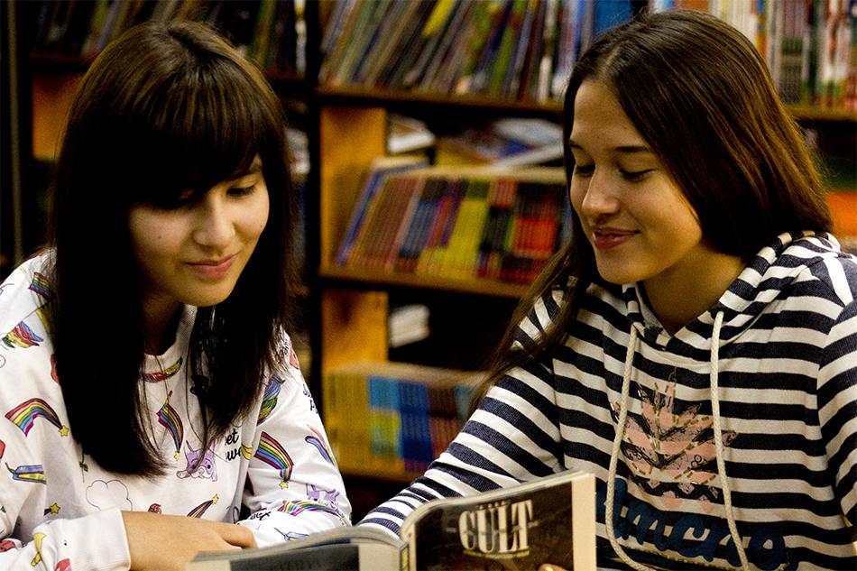 Programa para adolescentes de 13 a 15 años